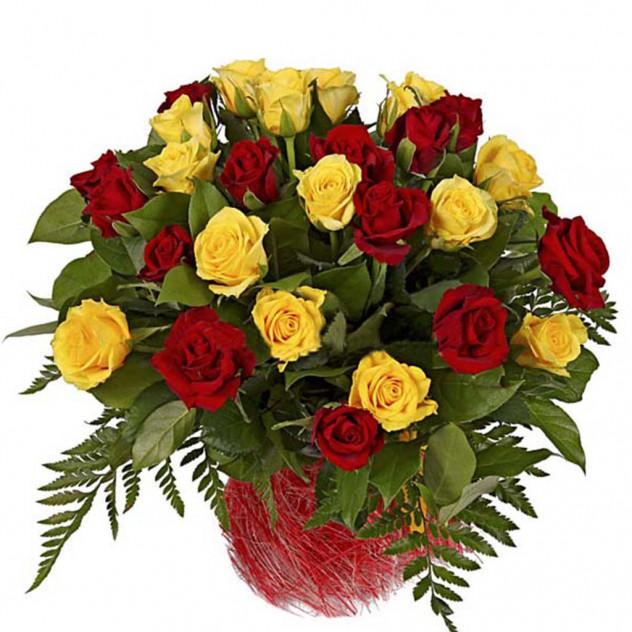 Букет роз № 6